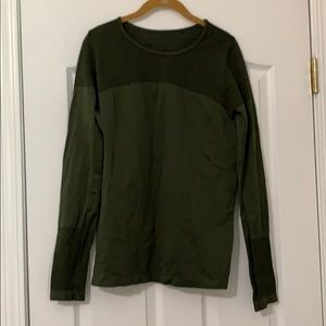 Fabletics long sleeve workout top